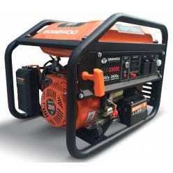 Бензиновий електрогенератор Daewoo GDA 3300E